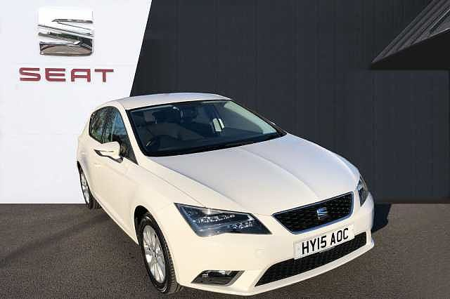 SEAT New Leon 1.6 TDI CR SE Tech Hatchback 5-Door 1.6TDI SE Technology 5dr