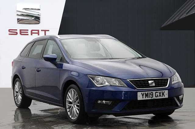 SEAT Leon Estate 1.5 TSI EVO (130ps) SE Dynamic