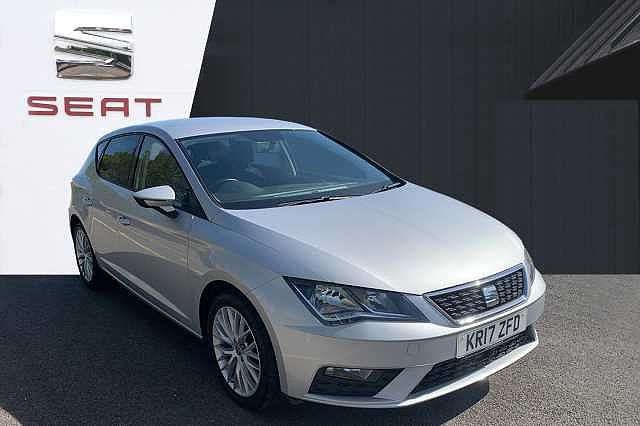 SEAT Leon 1.2 TSI SE Dynamic Tech (110 PS) 5DR